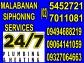 RTJ MALABANAN POZO NEGRO SERVICES 7011081 /09494688219