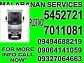 RTJ MALABANAN SIPHONING SERVICES 5452721 /09064141059
