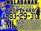 Malabanan Siphoning pozo negro and plumbing services 5832931/09096750605
