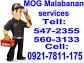 MOG MALABANAN SIPHONIONG SEPTIC TANK AND PLUMBING SERVICES